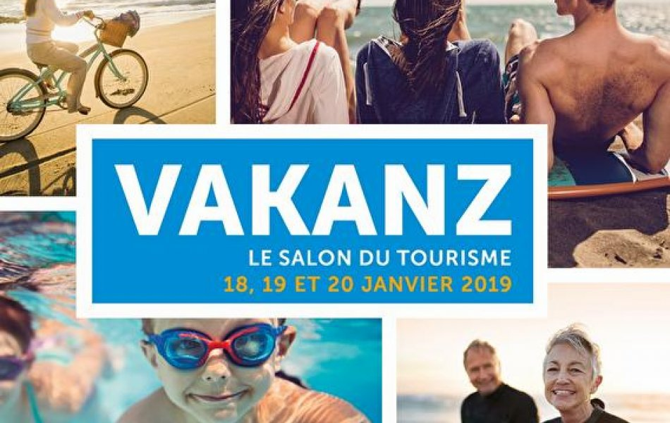 """Offres Special Salon """"Vakanz"""" Luxembourg"""
